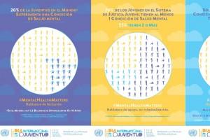 Tres infografías Día Internacional de la Juventud 2014
