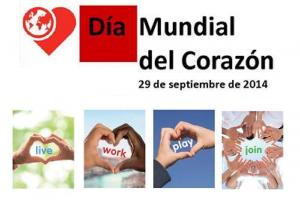 Ilustración del Día Mundial del Corazón
