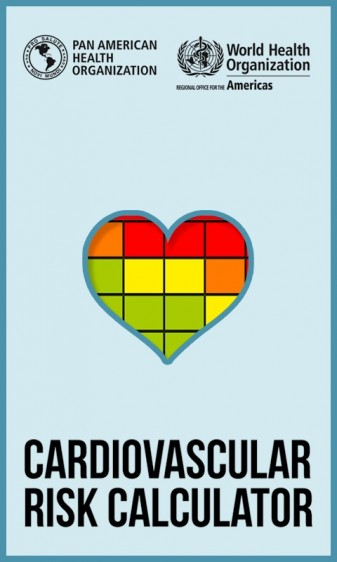 Portada de la Calculadora de Riesgo Cardiovascular