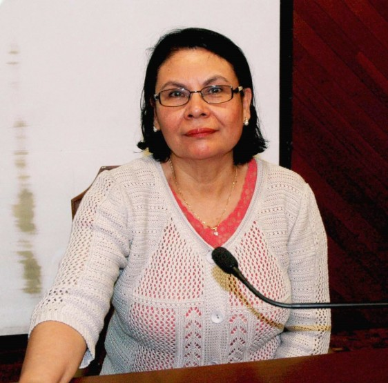 Alma Rosa Sánchez Conejo