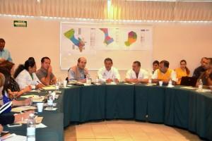 Reunión del Comité Interinstitucional del Sector Salud