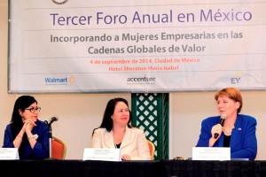 Vanessa Rubio Márquez, Elizabeth A. Vázquez Y Laura Dogu