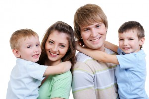 La familia es el primer espacio donde se construye la autoimagen.