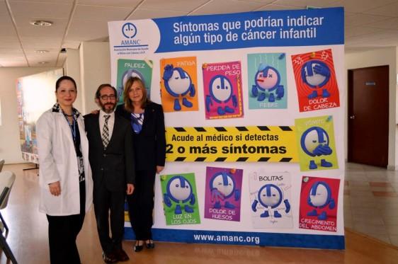 Elisa Dorantes Acosta, Jaime Shalkow Klincovstein y María de Guadalupe Alejandre Castillo