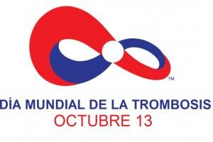Logitopo del Día Mundial de la Trombosis
