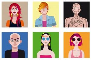 Clanes urbanos, se les llama a los grupos estereotipados de jóvenes no sólo con intereses comunes, sino con vestimenta, gustos, costumbres y una serie de características que les hace ser identificados.