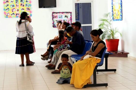 La Secretaría de Salud en Puebla fomenta una cultura preventiva y no curativa,  ya que la población  acude al médico para revisiones periódicas y no sólo cuando está enferma.