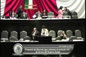 Aprueban diputados reforma para otorgar a mujeres licencias de maternidad, posparto, más prolongadas con goce de sueldo