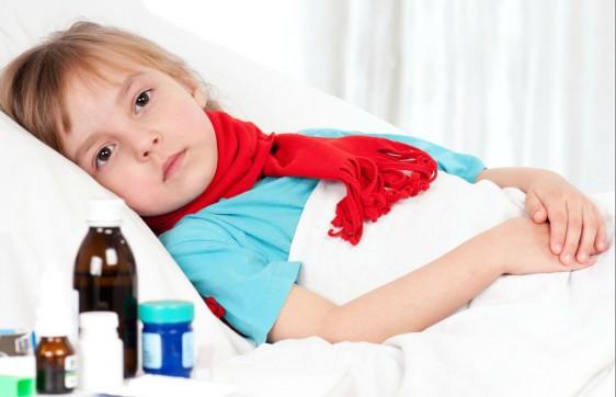 Los síntomas empiezan entre las doce horas y los cinco días después del contagio.