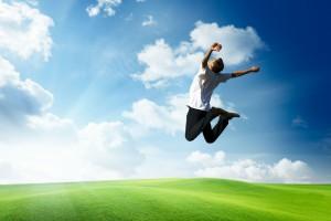 Las personas que gozan de buena salud mental pueden hacer frente a los problemas diarios y llevan una vida feliz y saludable.