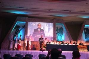Foro con funcionarios de la Ceremonia de Inauguración XXXVIII Reunión AMN 2014
