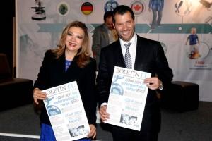 Beatriz Eugenia Yamamoto Cázares y Juan Carlos Muñoz Márquez