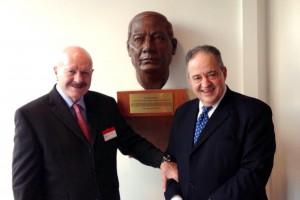 Manuel Mondragón y Kalb, y Santiago Oñate Laborde