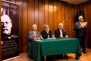 Luis Miguel Gutiérrez Robledo, Jean-Pierre Michel, Andre Parodi