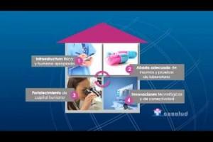 Fundación Carlos Slim presentó el Modelo CASALUD en el Foro de la Salud en América Latina