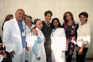 La Secretaria de Salud, Mercedes Juan, hizo un llamado a trabajar en acciones que contribuyan a fortalecer la unidad