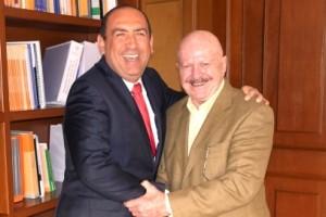 Rubén Moreira Valdez y Manuel Mondragón y Kalb