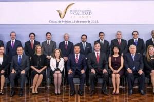 Ganadpres del 25′ Premio Nacional de Calidad 2014