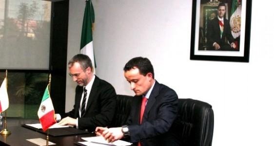 Grzegorz Cessak y Mikel Arriola