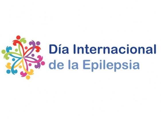 """Ilustración de personas agarradas de las manos y el texto """"Día internacional de la epilepsia"""""""