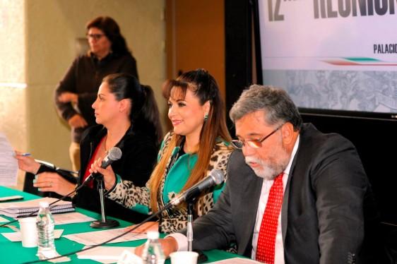 Diputados de la Comisión de Trabajo y Previsión Social