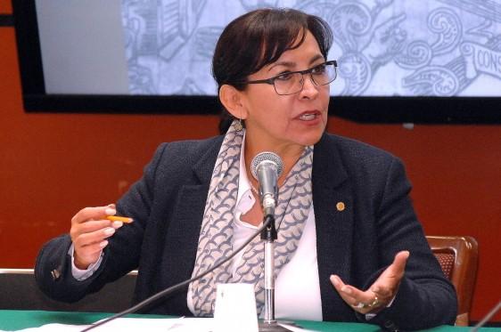 María del Rocío García Olmedo