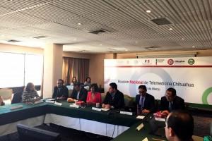 Se revisaron estrategias para la implementación  y consolidación de la Telesalud en México.