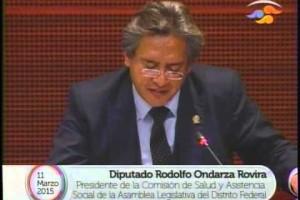 """Foro """"Género y Salud"""" en el Senado de la República"""