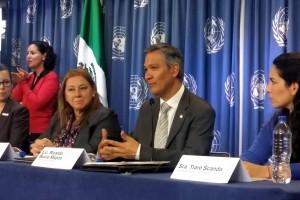 Isabel Crowley, Ricardo Bucio Mújica Y Tiaré Scanda Flores Coto