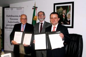 Francisco Bolívar Zapata y Mikel Arriola Peñalosa