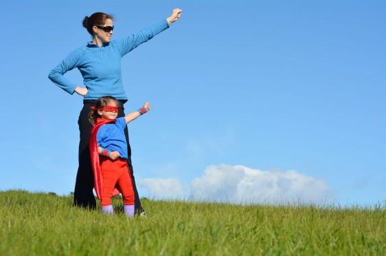 Sé una mamá a seguir con una correcta nutrición y un estilo de vida saludable