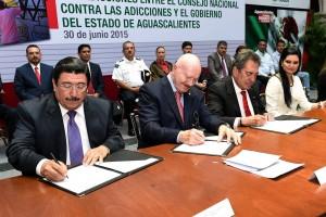 """En Aguascalientes se implementarán los programas """"Alcoholímetro"""" y """"Espacios 100% Libres de Humo de Tabaco"""""""