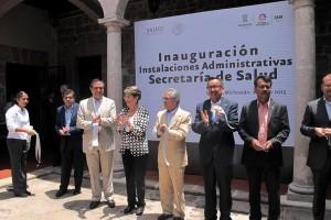 el nuevo domicilio ubicado en Allende No. 505, en el Centro Histórico de Morelia