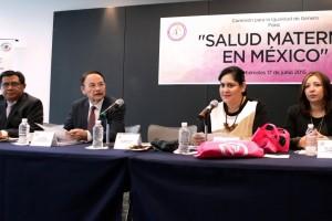 Senadora Diva Gastélum promete impulsar leyes encaminadas abatir la mortalidad materna