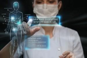 La realidad virtual permite una visión interna en tiempo real de la anatomía del paciente durante el tratamiento.