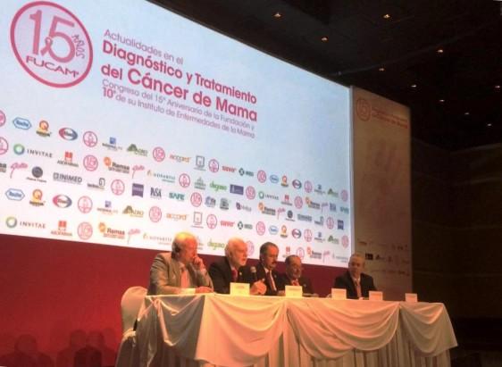FUCAM con una plantilla médica de tan solo 116 personas, 12 camas, 2 quirófanos y tecnología de última generación atiende el 7% de los casos de la principal causa de muerte en mujeres adultas con algún tipo de cáncer en México.