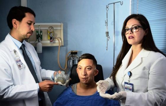 La tecnología de prótesis personalizada abre nuevas alternativas de tratamiento para pacientes con deformidades faciales.