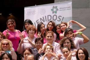 Participaron alrededor de 75 voluntarios provenientes de diferentes  Institutos y Hospitales sectorizados y personal de la Secretaría de Salud