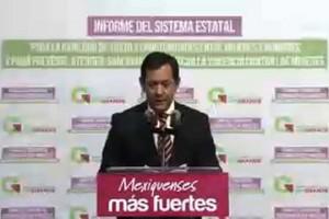 Solicita gobernador del Estado de México declaratoria de Alerta de Género en 11 municipios