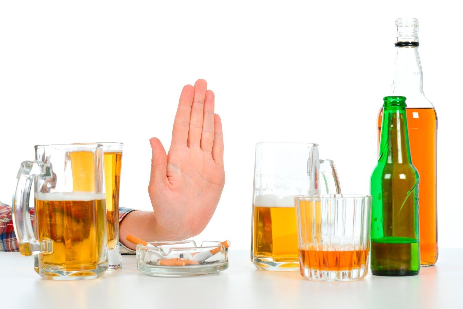 Consejos para reducir el consumo de alcohol