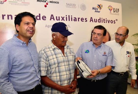 Para proteger a los 25 mil infantes que cada año nacen en la entidad, la Secretaría de Salud de Sinaloa también fortaleció el Programa de Tamiz Auditivo