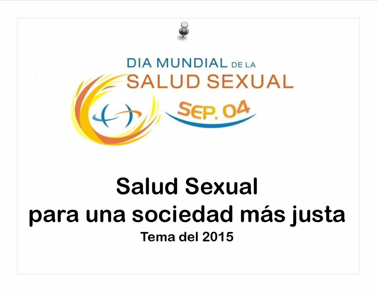 La salud sexual : Quierosaber