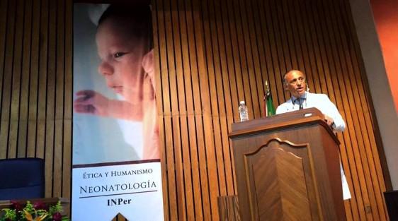 Se llevó a cabo el Seminario Internacional Neonatal