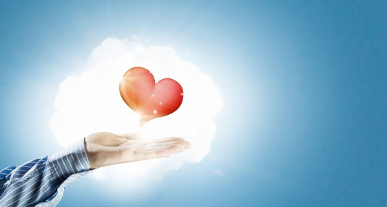 No solo de amor vive el corazón.