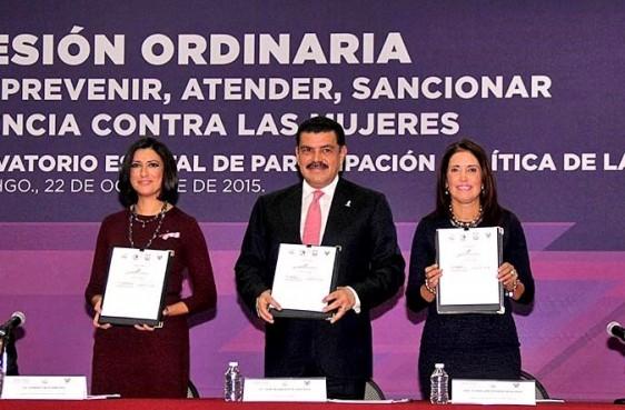 Hidalgo, ejemplo nacional en el tema de Prevención, atención, sanción y erradicación de la violencia contra las mujeres: Lorena Cruz Sánchez