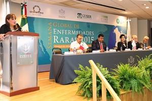 ISSSTE-20151013-SEMANA-GLOBAL-ENFERMEDADES-RARAS