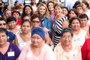 """""""La familia es una muestra de apoyo, formación y bienestar, es ahí donde aprendemos los valores fundamentales"""", Angélica Rivera."""