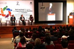 Se llevó a cabo la Segunda Jornada de la Red Nacional de Apoyo  a la Capacitación en Bioética para Comités de Ética en Investigación y Hospitalarios.