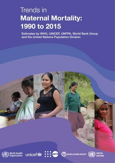 """El informe """"Tendencias de la mortalidad materna: de 1990 a 2015"""" de la OMS, el UNICEF, el UNFPA, el Grupo del Banco Mundial y la División de Población de las Naciones Unidas resalta los progresos realizados."""