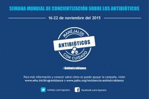 OMS-20151115-SEMANA-MUNDIAL-DE-CONCIENTIZACION-SOBRE-ANTIBIOTICOS